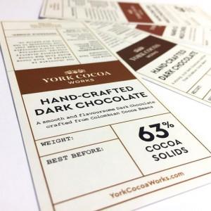York Cocoa Leaflet